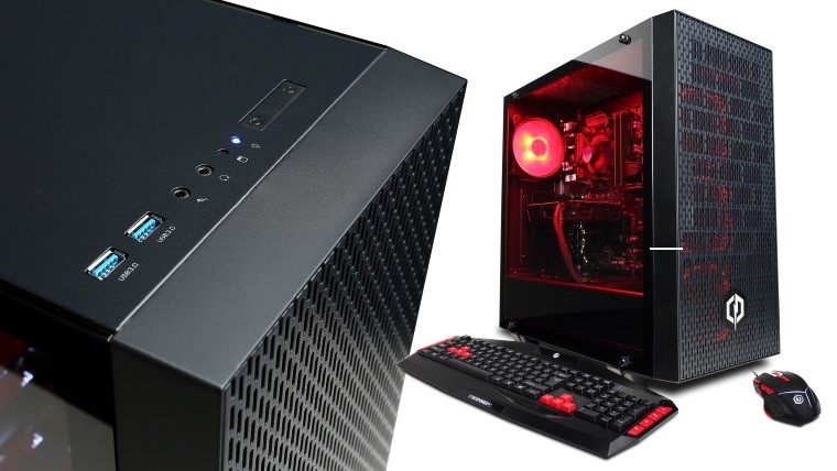 Save $217 49 off this CyberPowerPC i7-8700 GeForce GTX 1060 PC, now