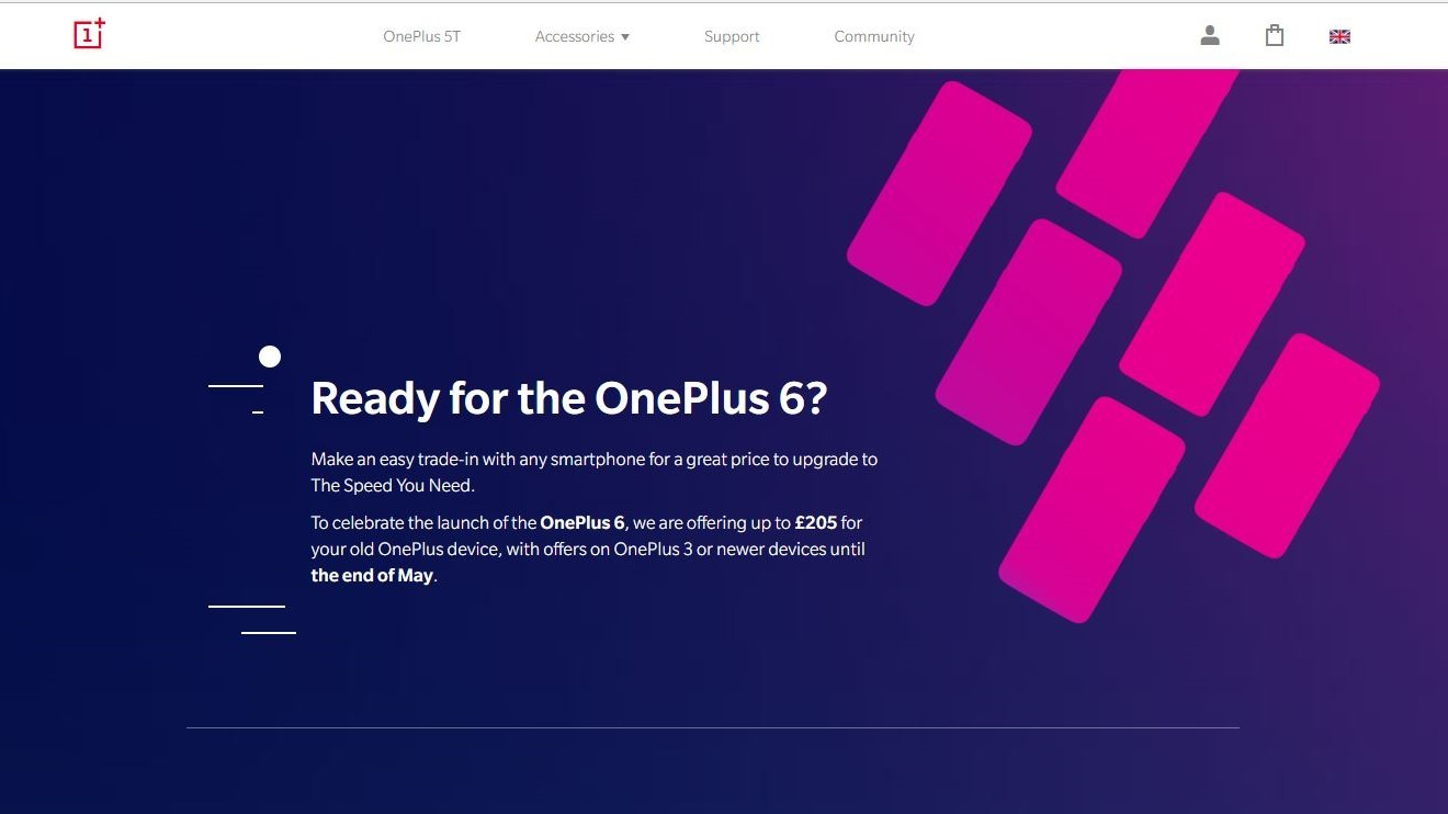 OnePlus launches trade-in program for its upcoming flagship