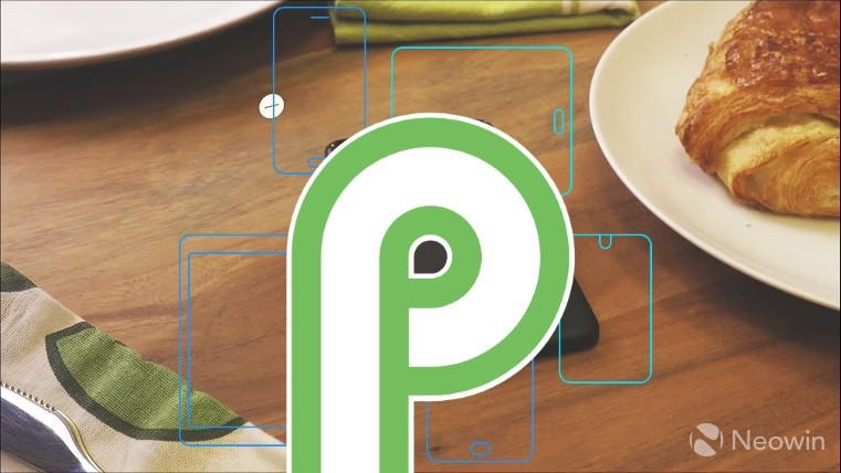 Set your calendars for August 20th to welcome Android P