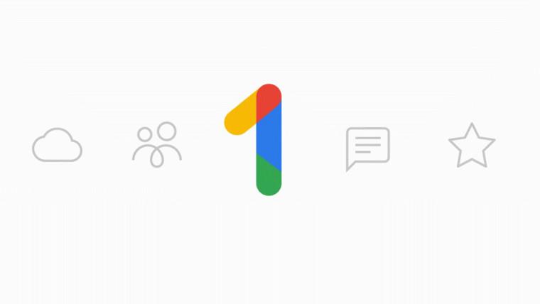 The Google One logo