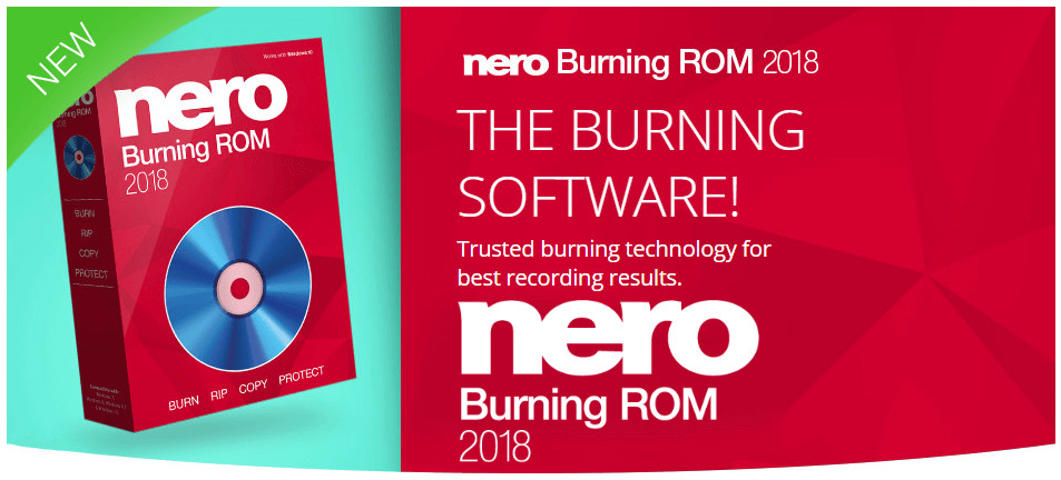 Nero Burning ROM 2018