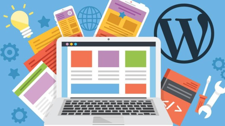 Save 96% off the Create Your Own Website with WordPress Master Class