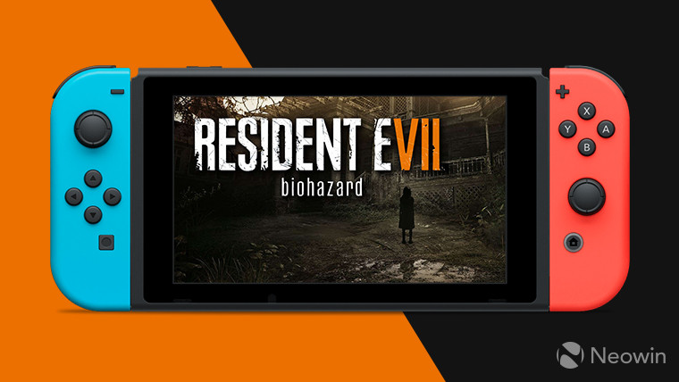 Resident Evil 7 Is Coming To The Switch In Japan But With A Catch Neowin