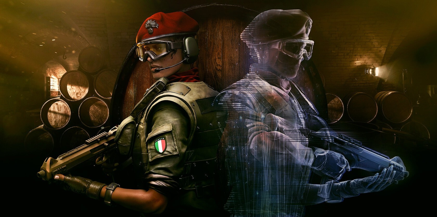 Rainbow Six Siege gets Xbox One X and PS4 Pro enhancements with next