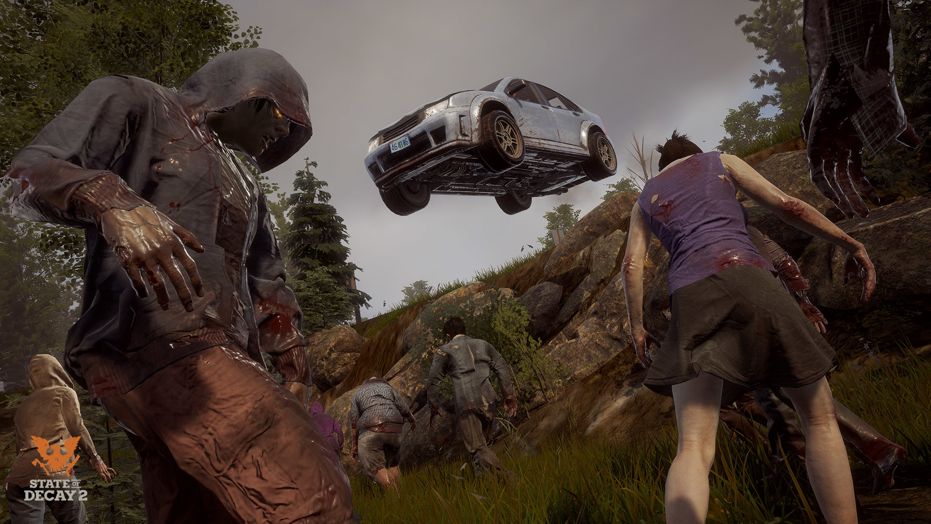 State of Decay 2 gets a 20GB update bringing improvements to all