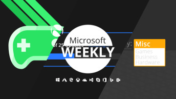 Microsoft Weekly: Players steady, updates heavy, misc things ready