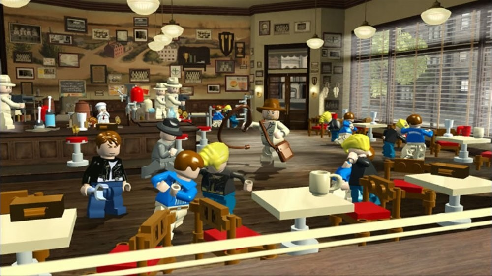 LEGO Indiana Jones Adventures - Free online hero games ...