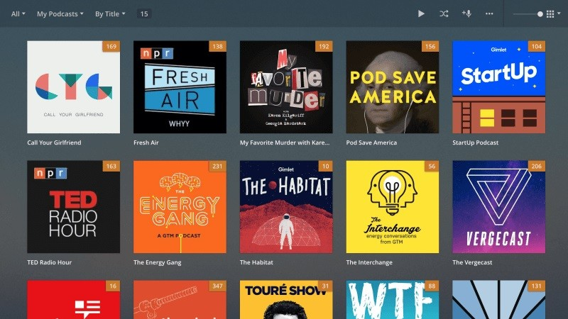 Plex adds podcast support and customizable home screen on iOS and
