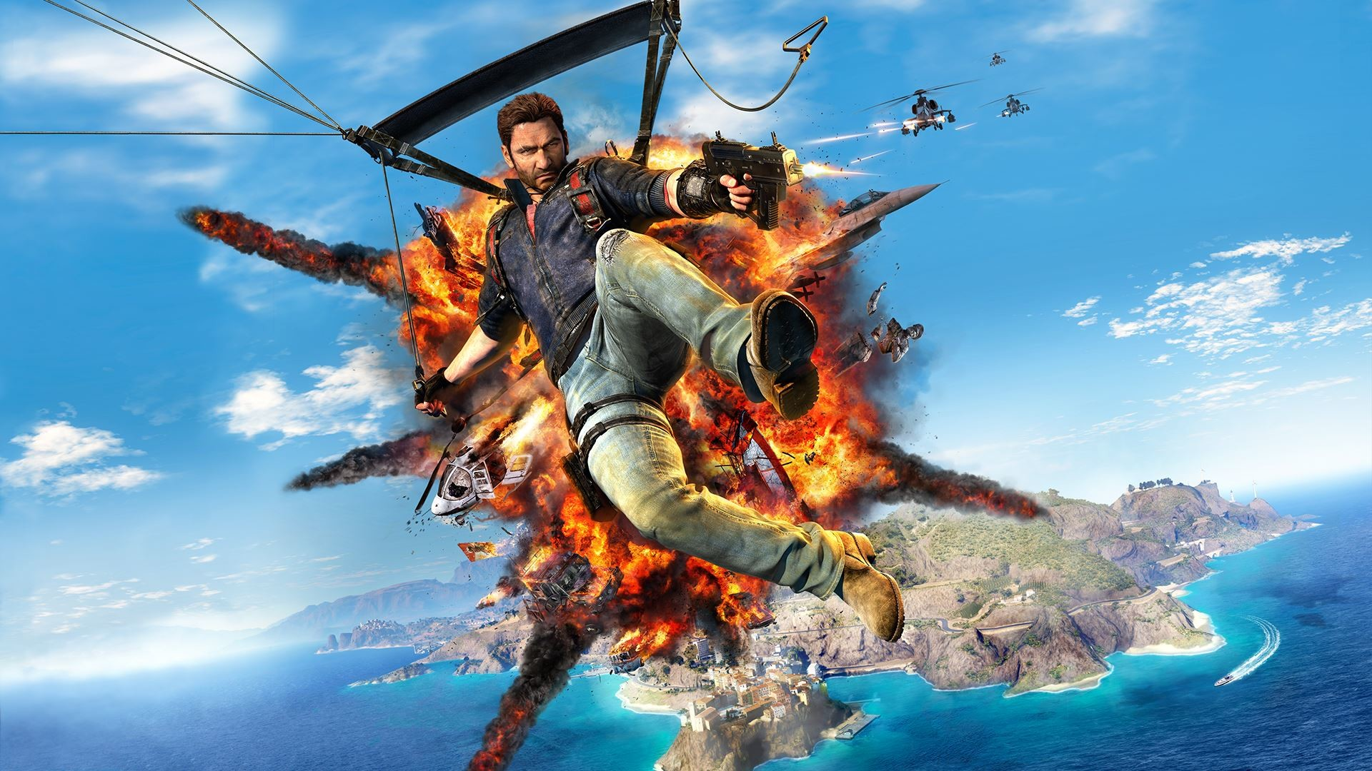 Just Cause developer Avalanche Studios now belongs to Nordisk Film