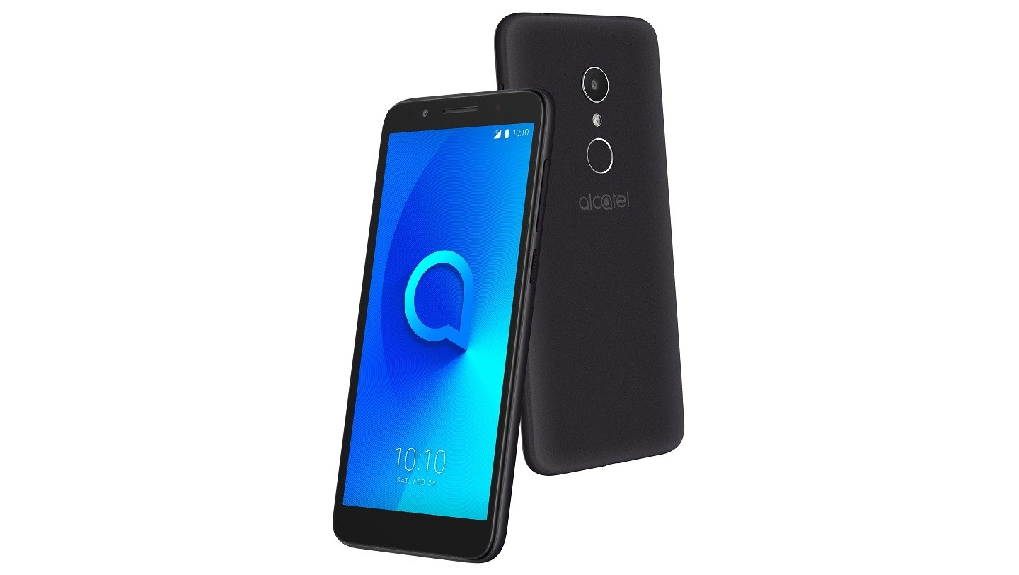 Alcatel 1X with Android now up for pre-order in the US
