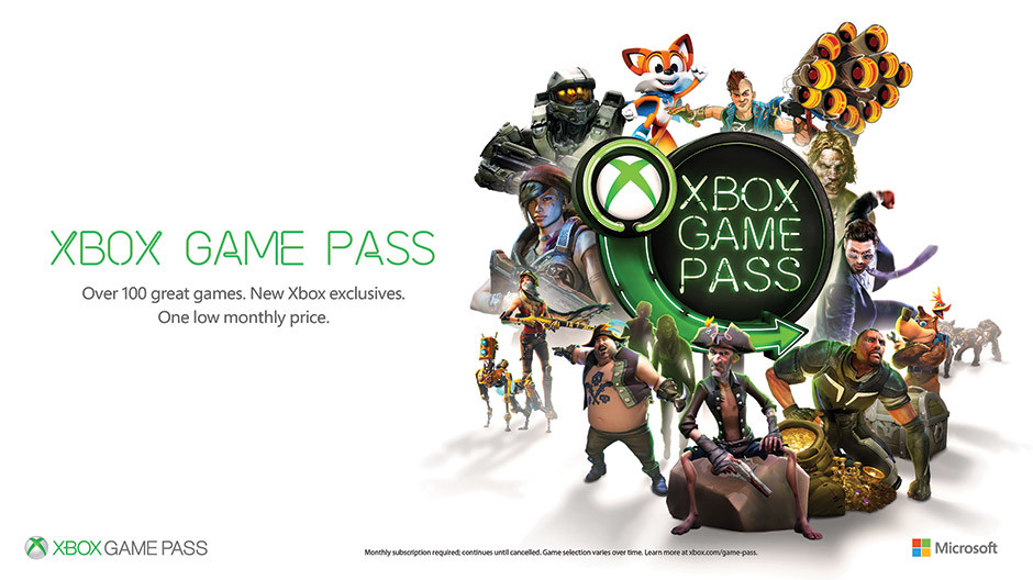 Microsoft marks one-year anniversary of Xbox Game Pass