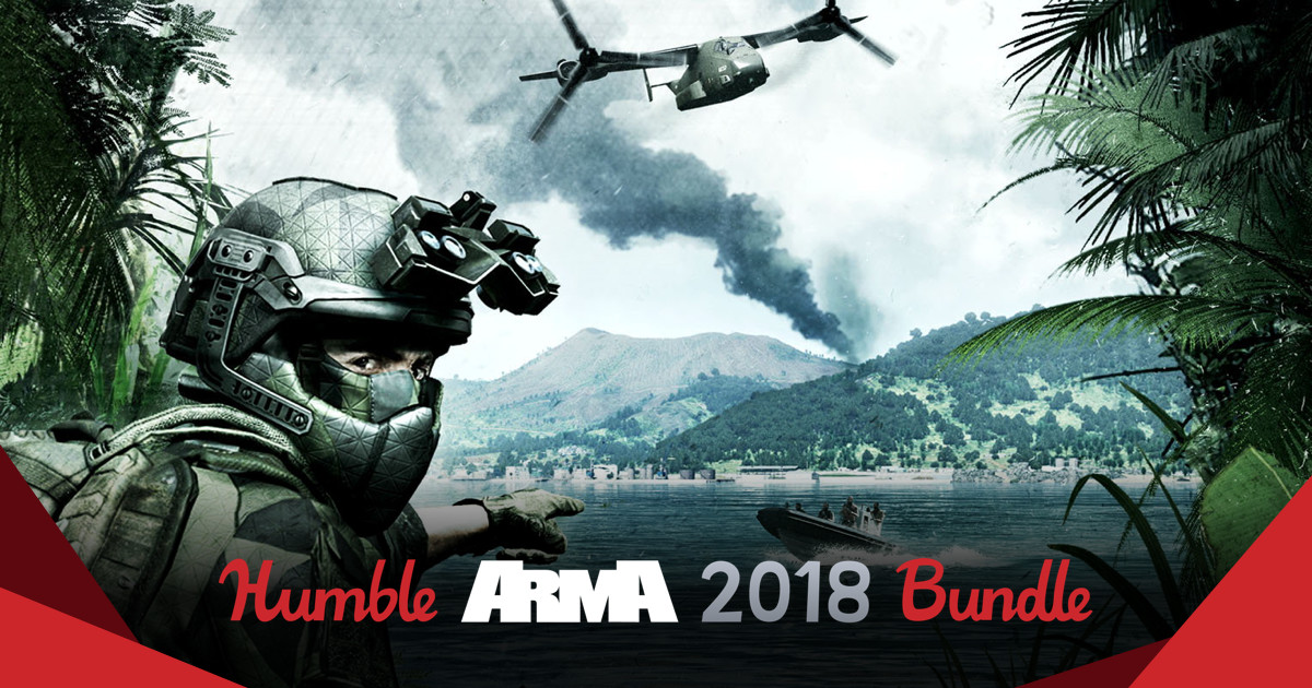 Weekend PC Game Deals: New early unlocks, an ARMA franchise