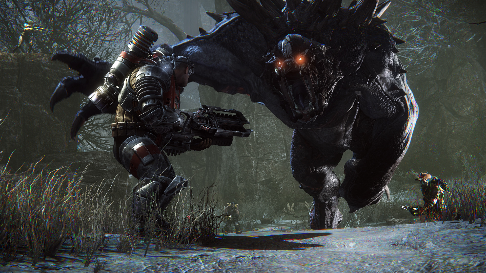 Evolve shutting down dedicated servers and free-to-play branch in September