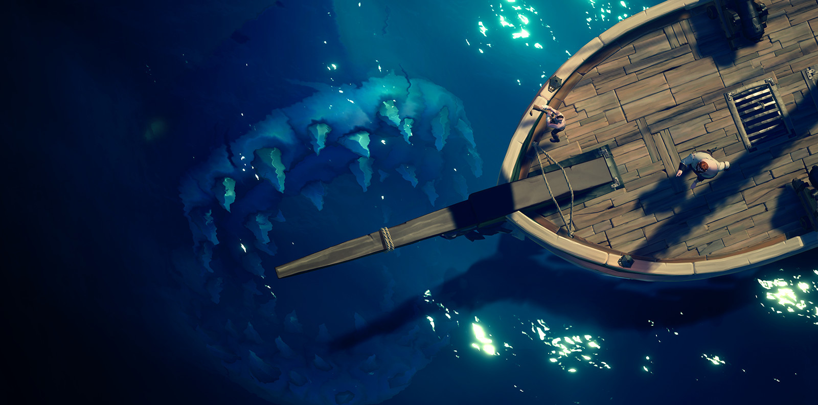 The First Content Update For Sea Of Thieves Landed Last Week Giving Pirates The Opportunity To Go On A Grand Hunt In Search Of A Megalodon