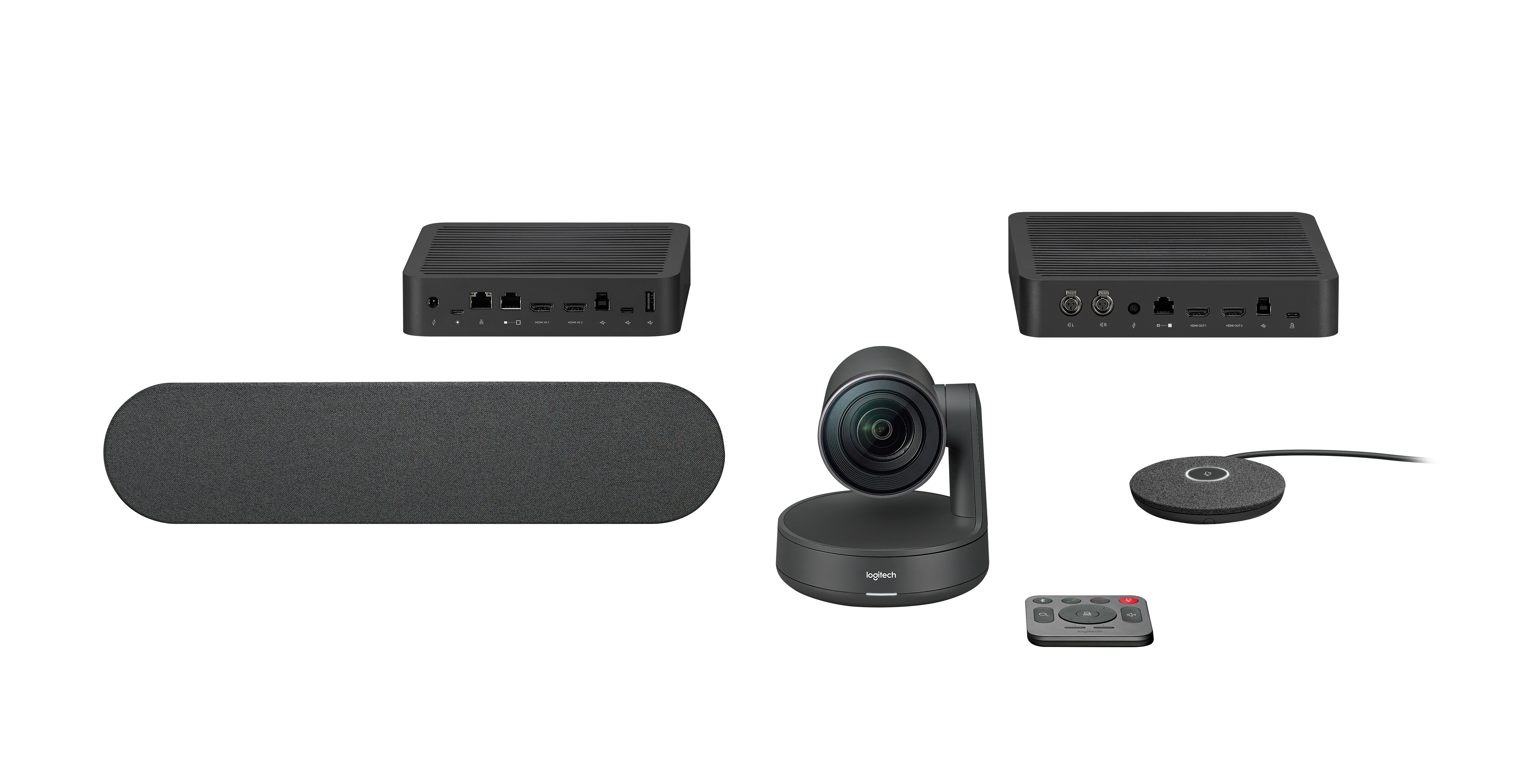 Logitech announces the Rally conference cam system - Neowin