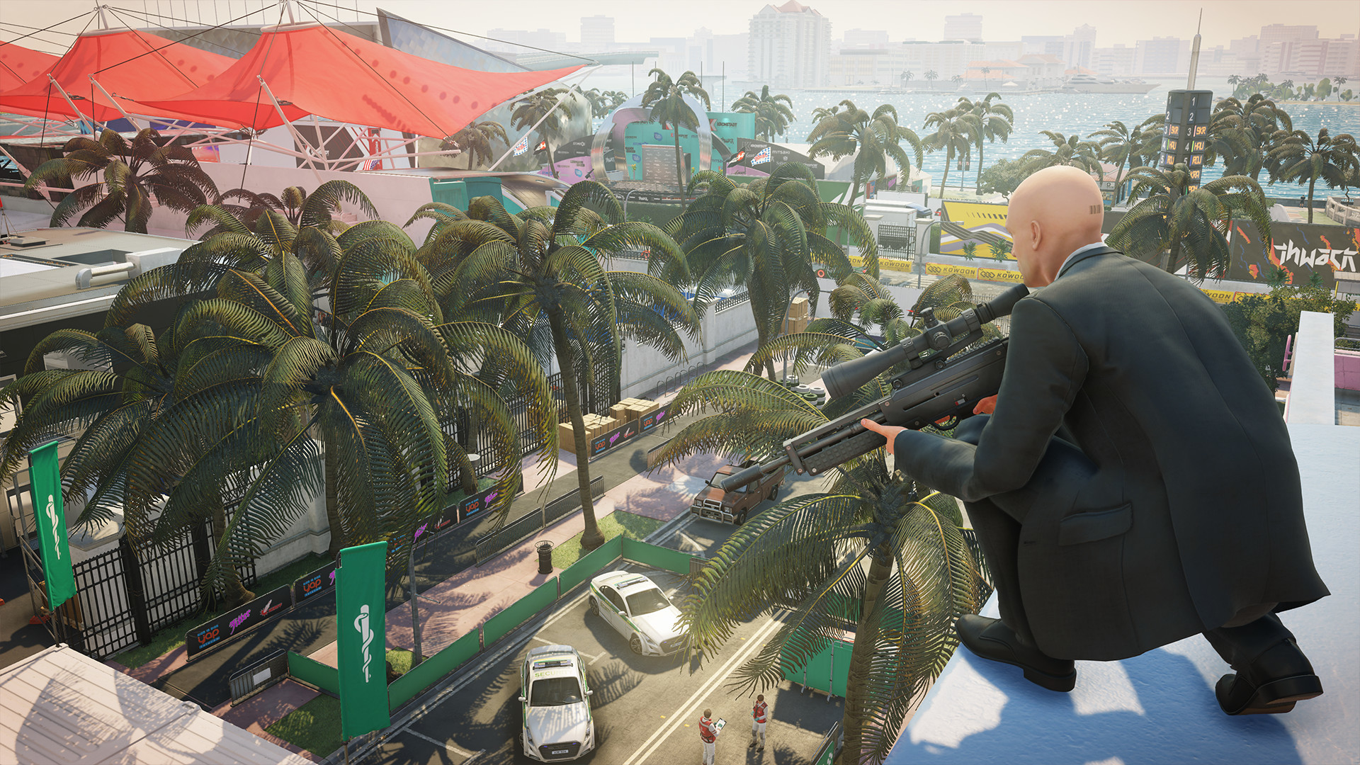 Hitman 2 announced for November, see the first trailer