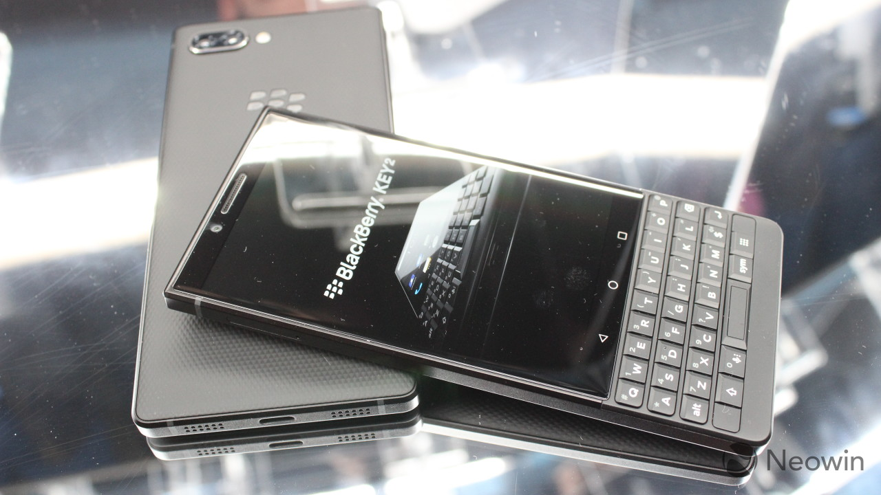 BlackBerry KEY2 review: You really have to want the keyboard