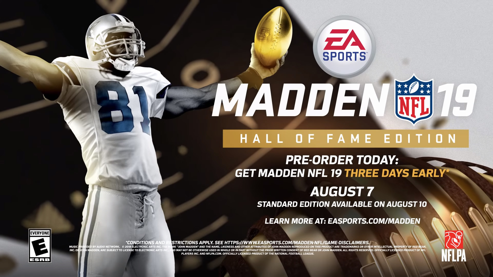 Madden 19 is coming to PC