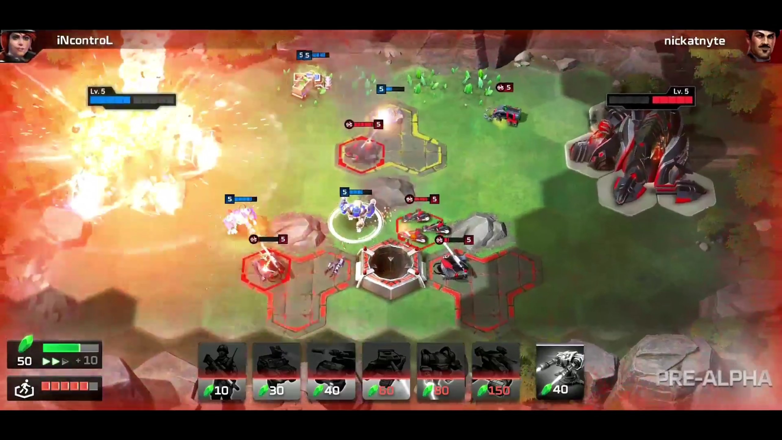 Command & Conquer makes its way to smartphones with Rivals