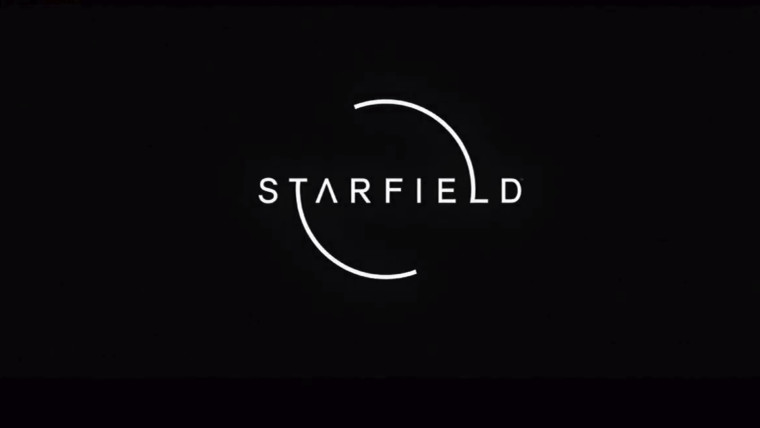 This is the logo for Starfield