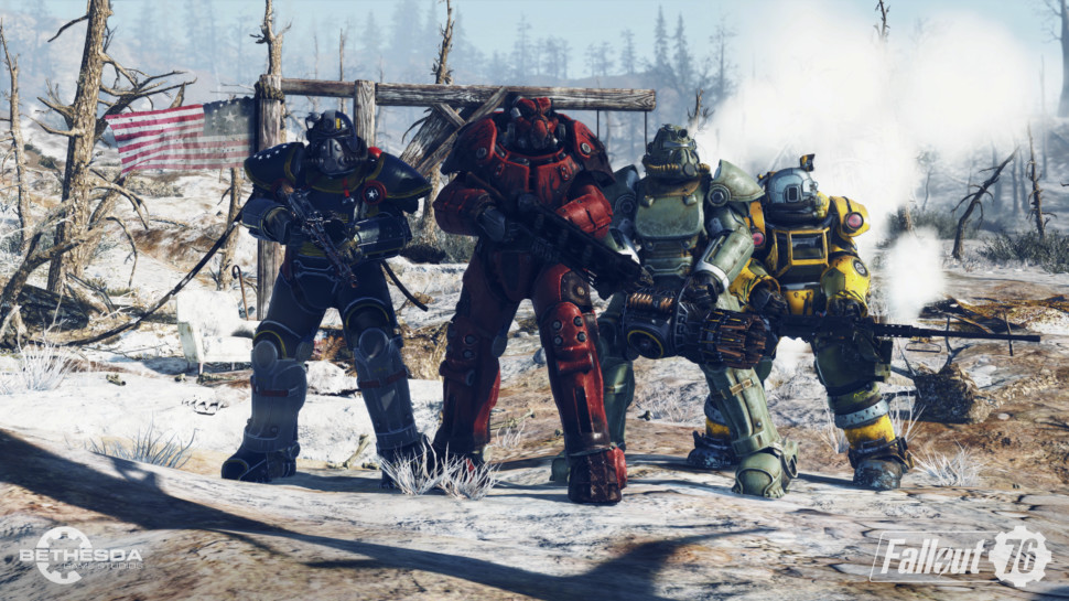 Fallout 76 not coming to Steam upon launch, Bethesda