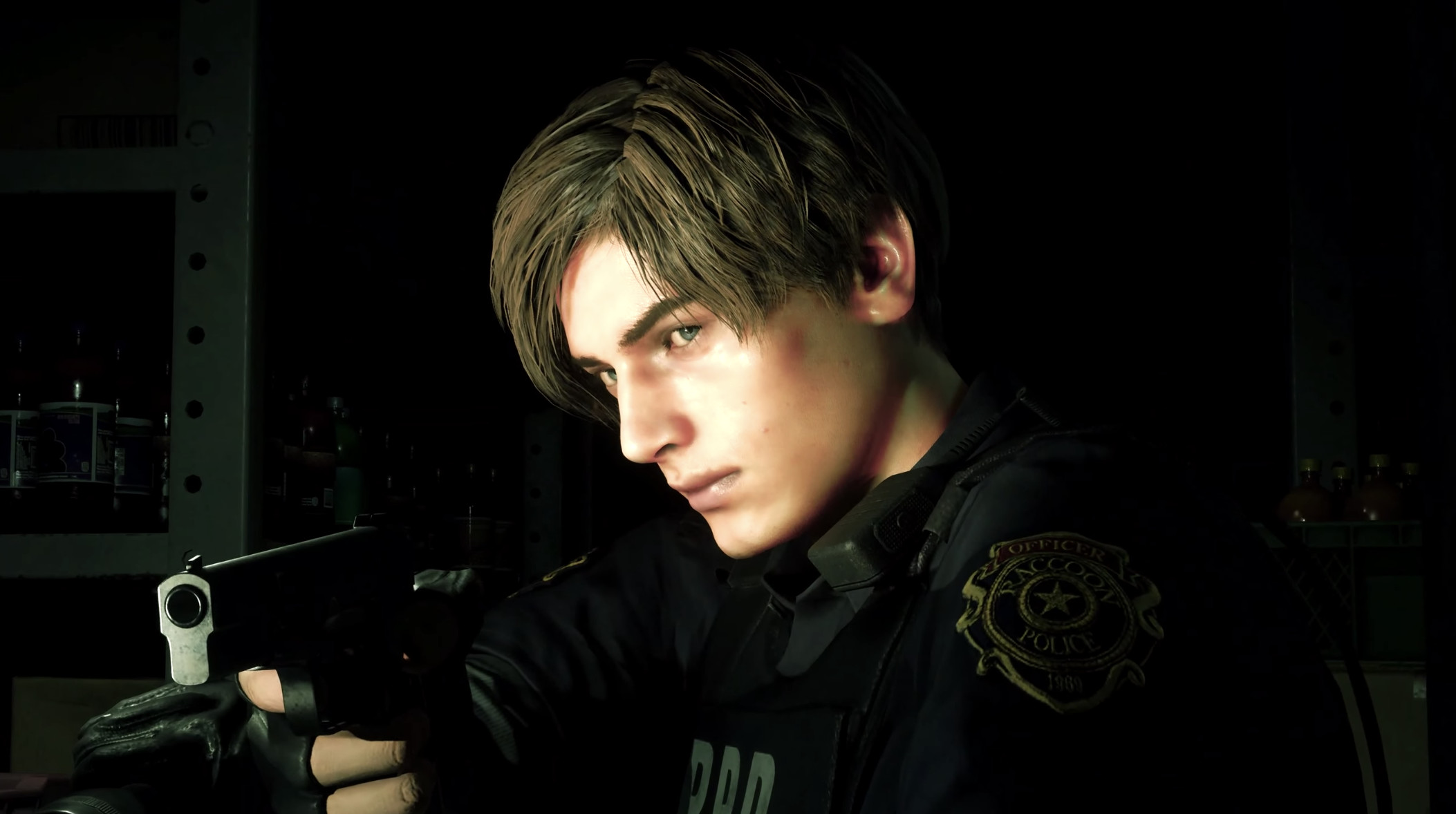 Resident Evil 2 remake is coming to Xbox One in January