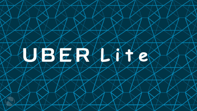 Uber launches Uber Lite, a 5MB app for India