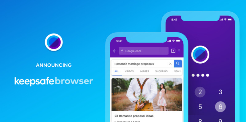 Keepsafe announces new app for private browsing on Android