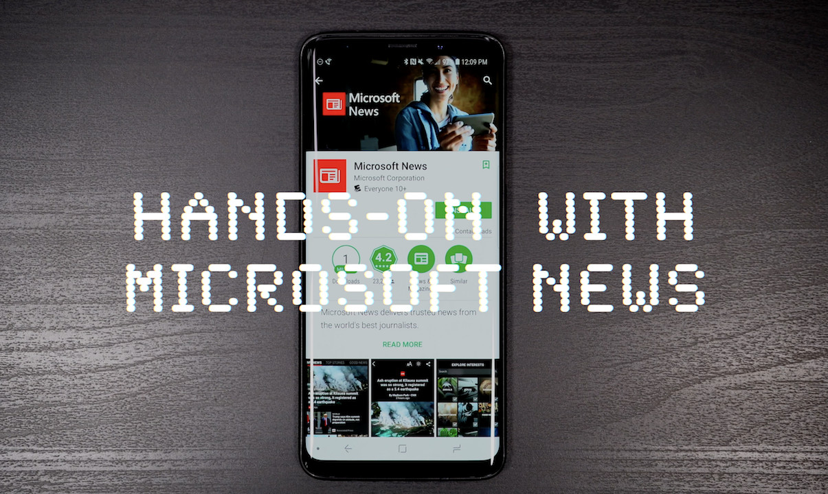 Microsoft News aims to take on Apple News and Google News