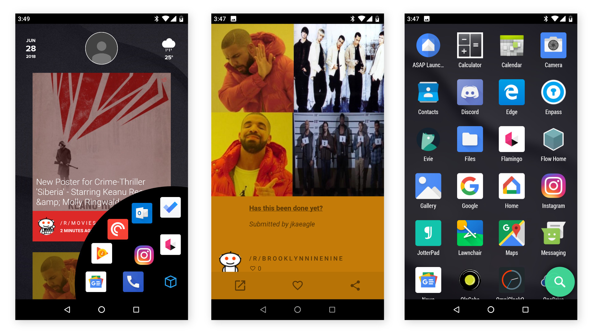 The four nicest Android Launchers on the Play Store right now - Neowin
