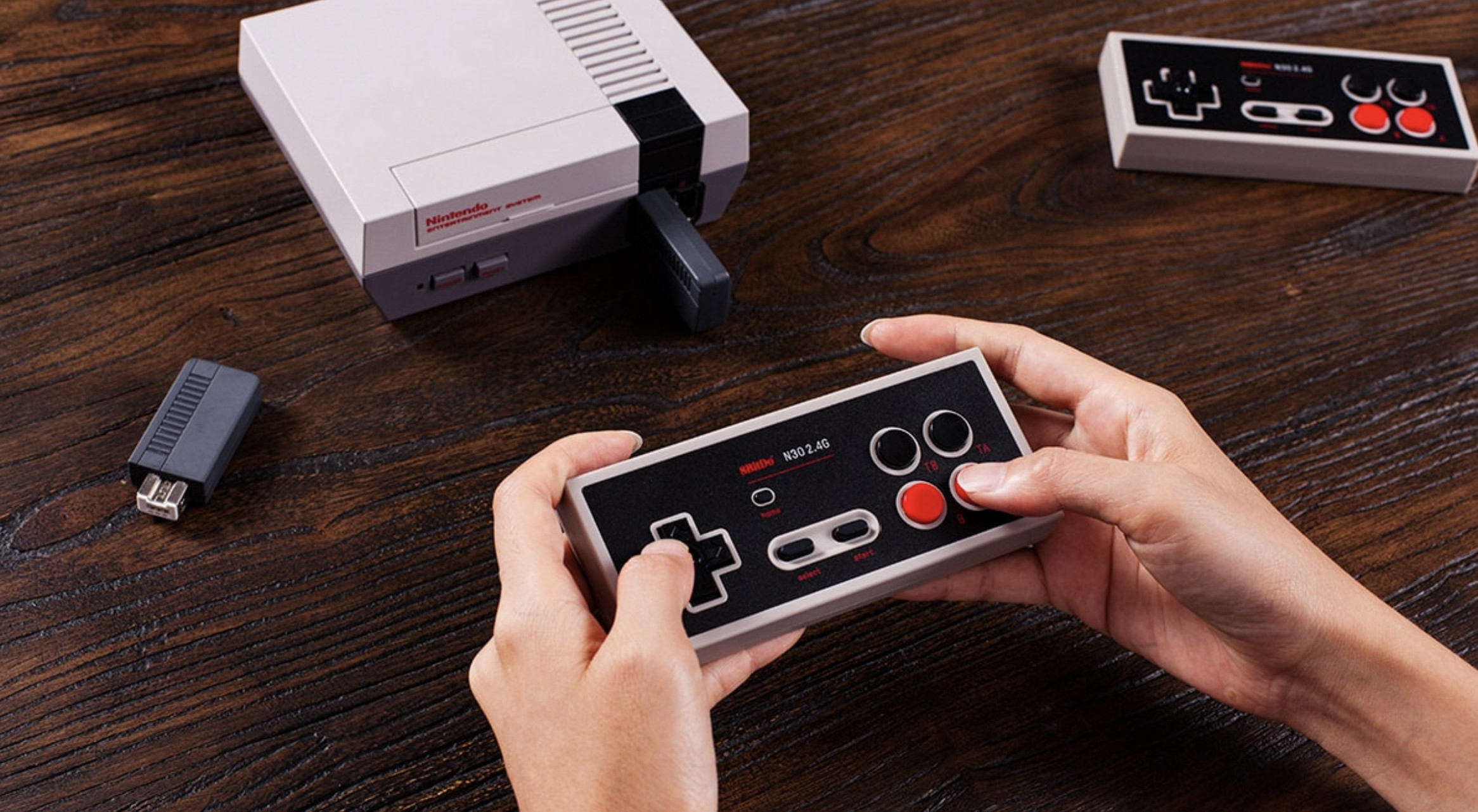 Nintendo's NES Classic Returns Today, And With A Wireless Controller Option