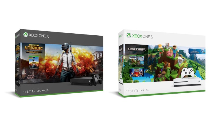 Microsoft Introduces Two New Xbox One Bundles Featuring