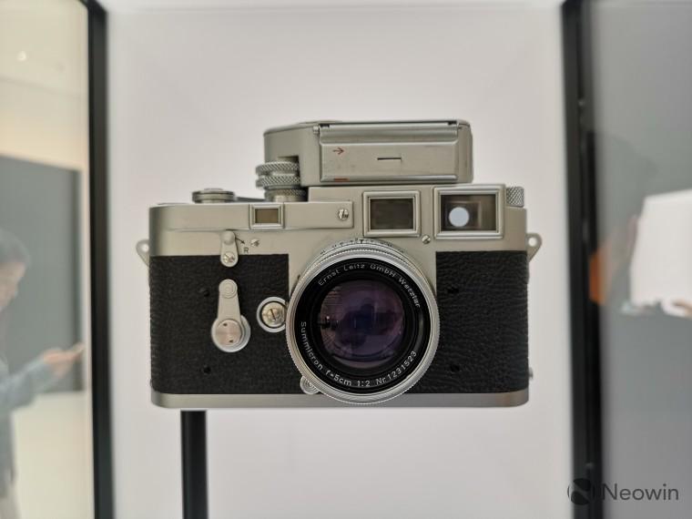 Huawei Europe Tour part 2: Touring Leica's facility in