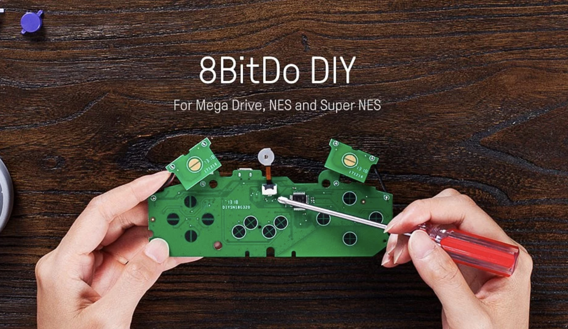 8bitdo breathes new life into old controllers, giving them the