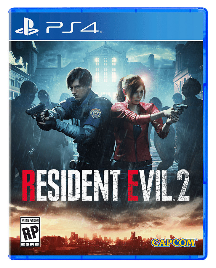Capcom Unveils Resident Evil 2: Collector's Edition With