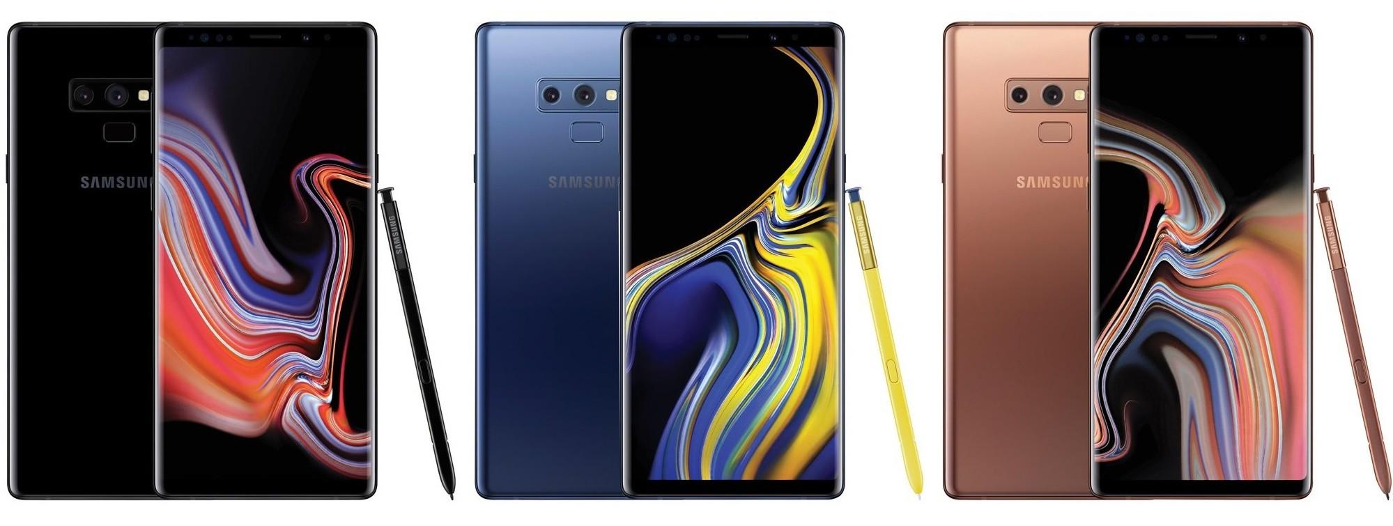 Resmi Rilis, Ini Fitur Andalan Samsung Galaxy Note 9
