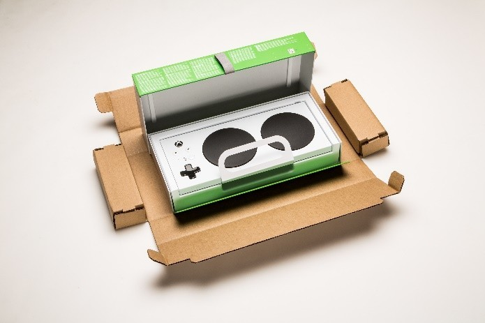 Even The Xbox Adaptive Controller's Packaging Is Accessible