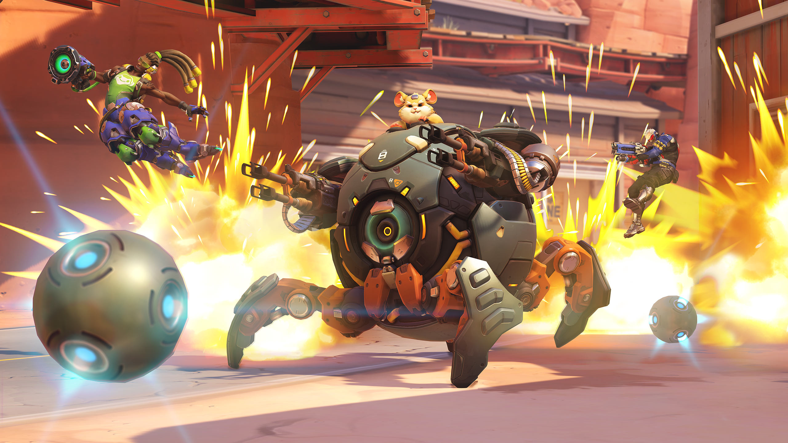 Weekend Pc Game Deals Overwatch Free Event And The Tail End Of A