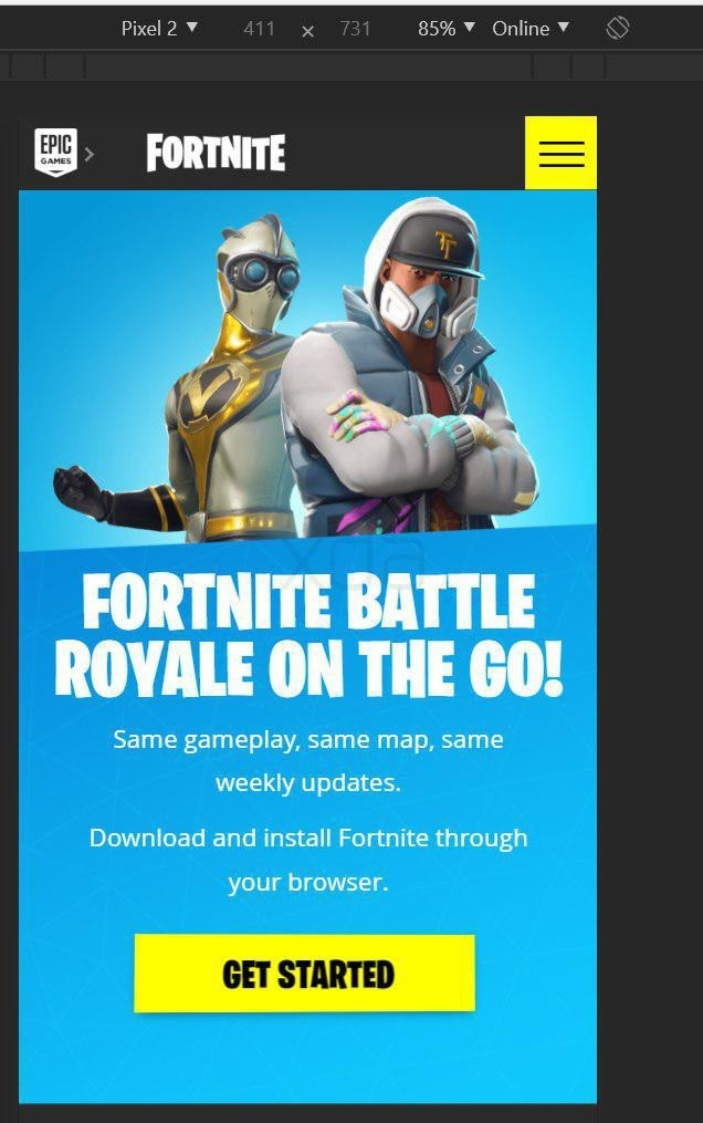Fortnite For Android May Not Be Google Play Store Download