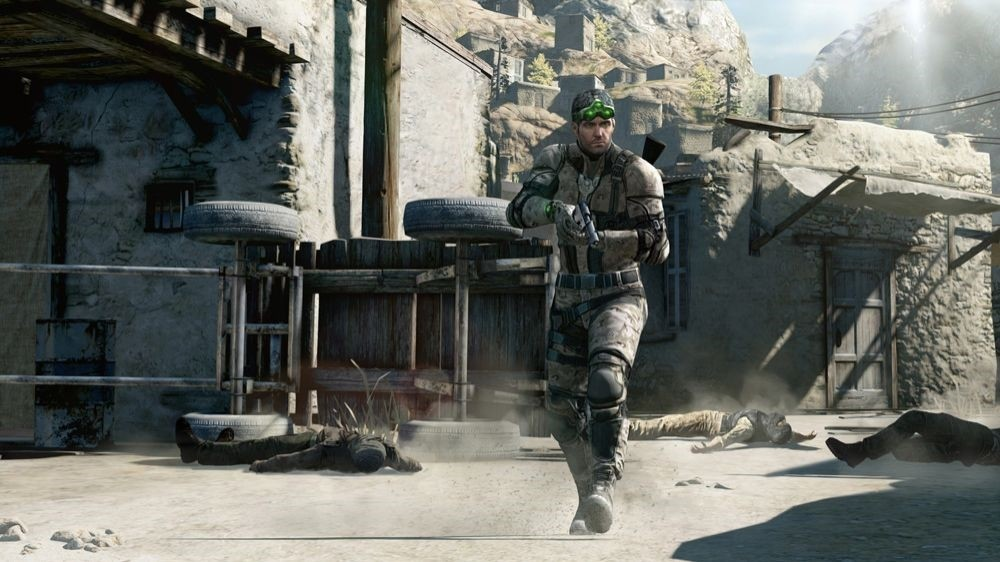 Blacklist and Double Agent join Xbox backward compatibility — Splinter Cell