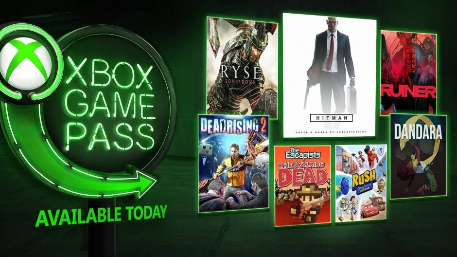 Xbox One's Netflix-Style Game Pass Now Has A More Prominent Home