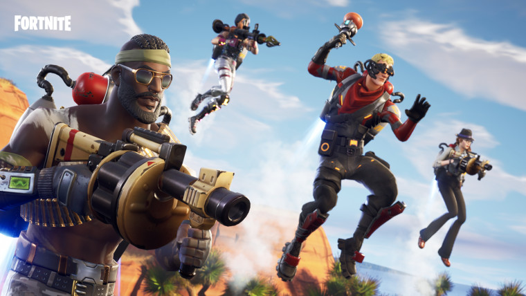 Leaked Fortnite APK suggests it will be available through