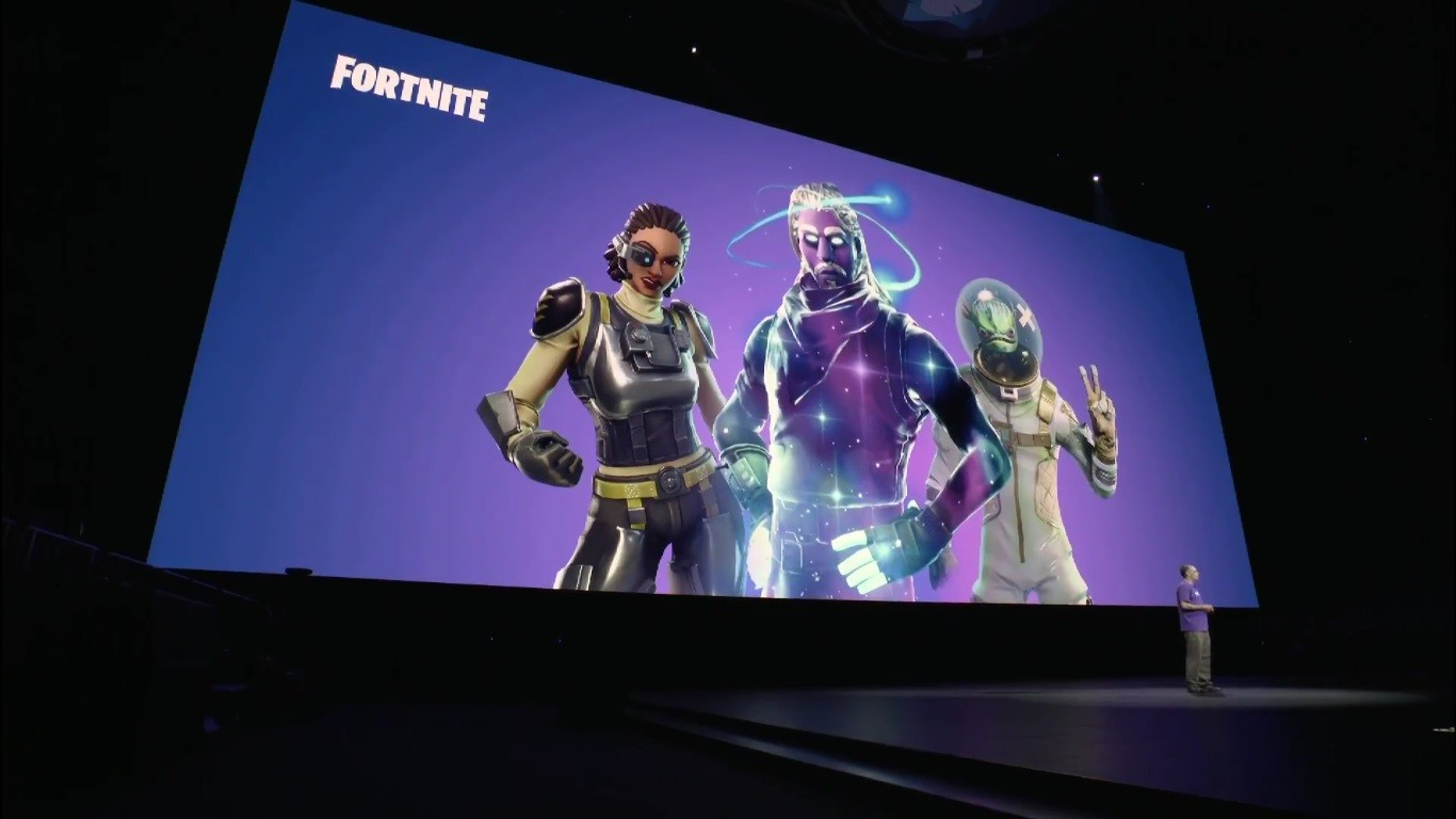Samsung launches Fortnite for Android exclusive