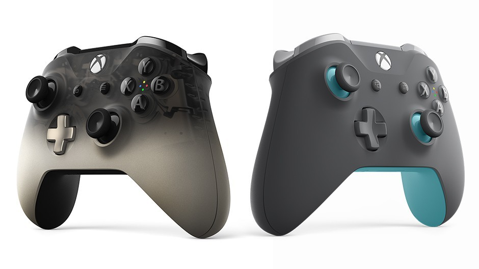 Microsoft Introduces Two More Xbox Wireless Controllers