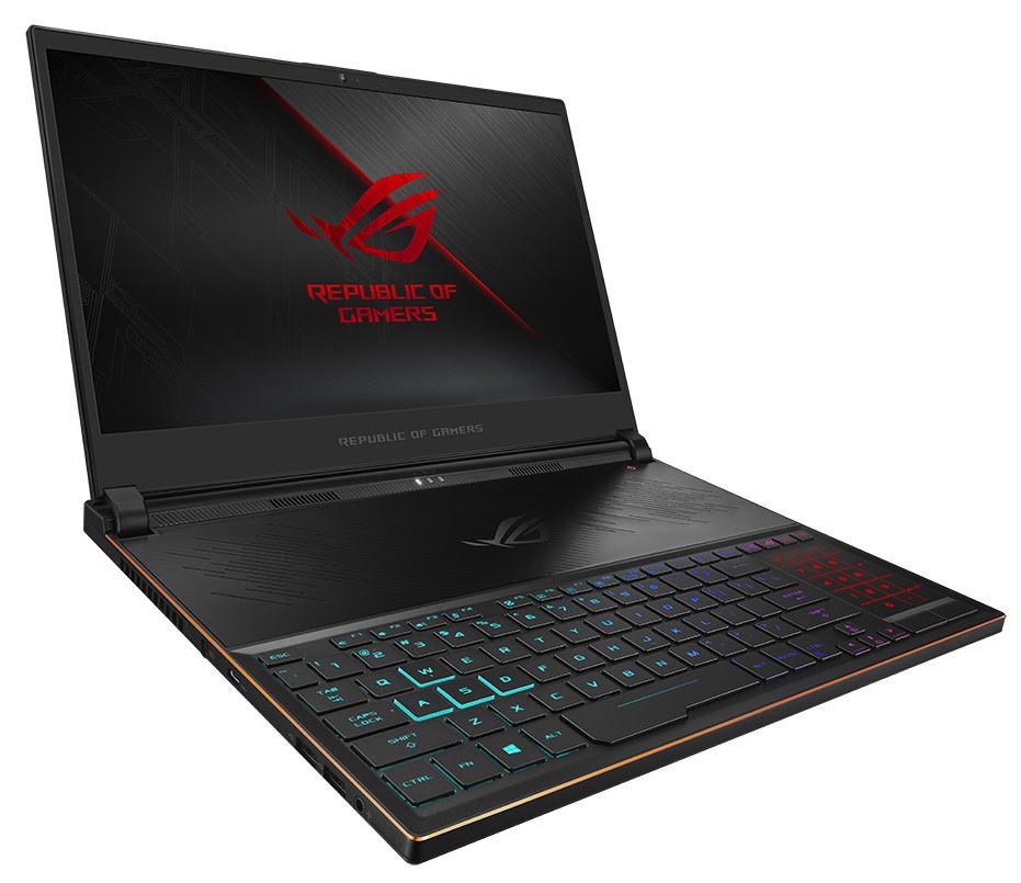 Asus Thinks It's Made The Thinnest Gaming Laptops Ever