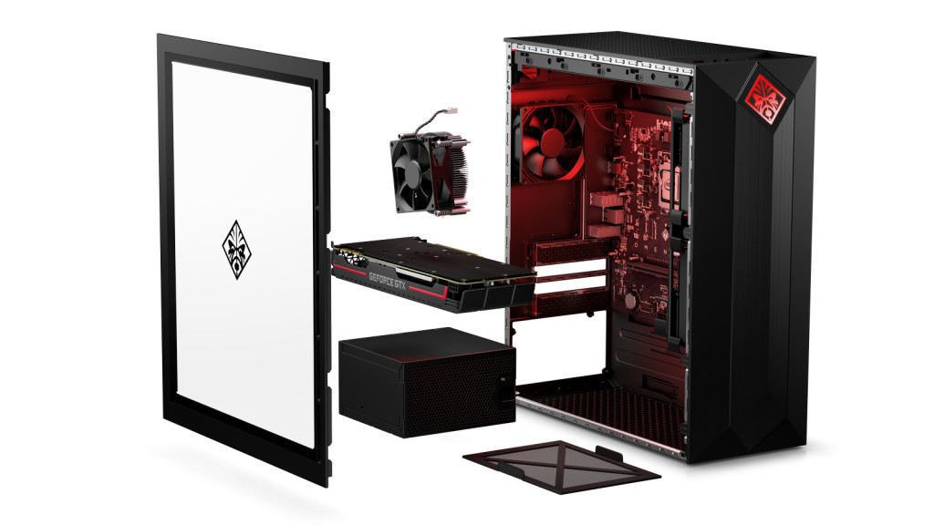HP announces the OMEN Obelisk with up an Nvidia GeForce RTX