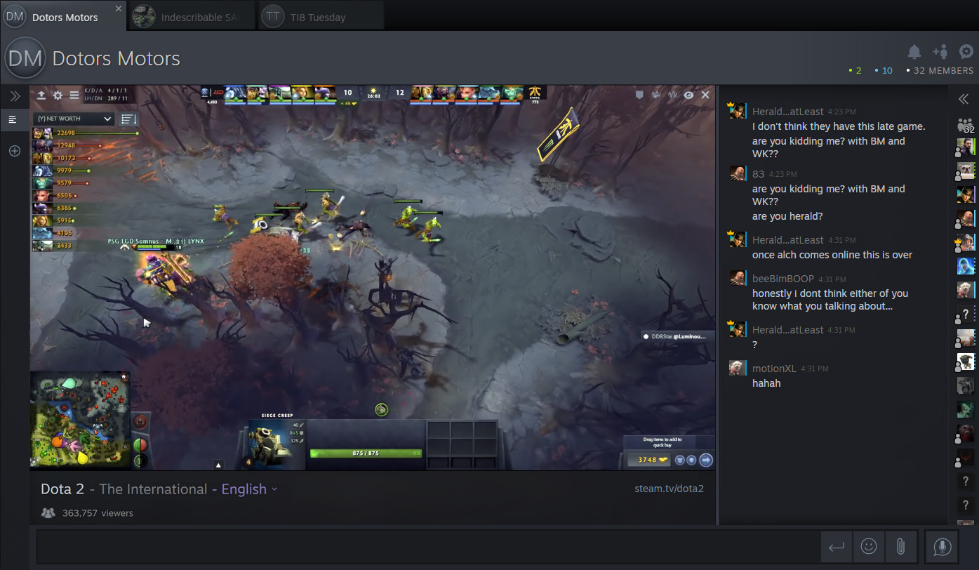 Valve mistakenly previews its upcoming Steam.tv streaming service
