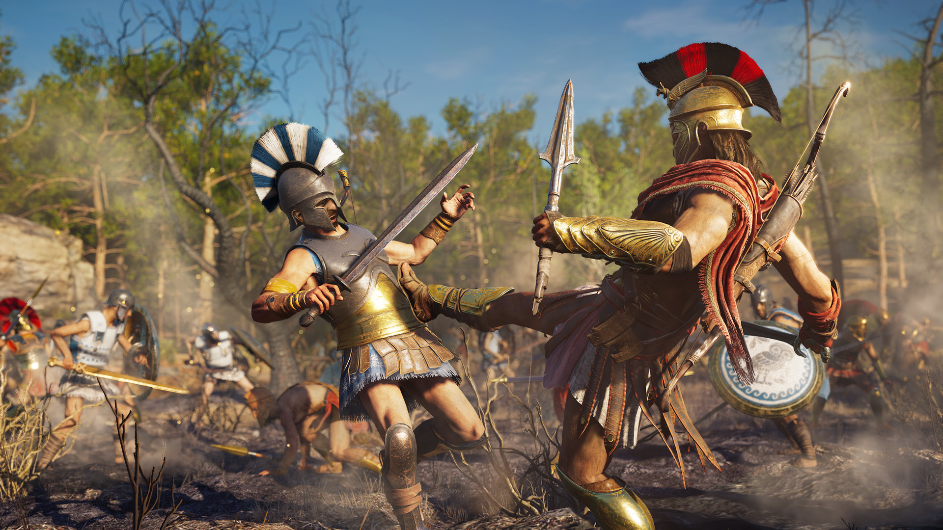 Assassin S Creed Odyssey Xbox One X Enhancements Get Detailed Neowin