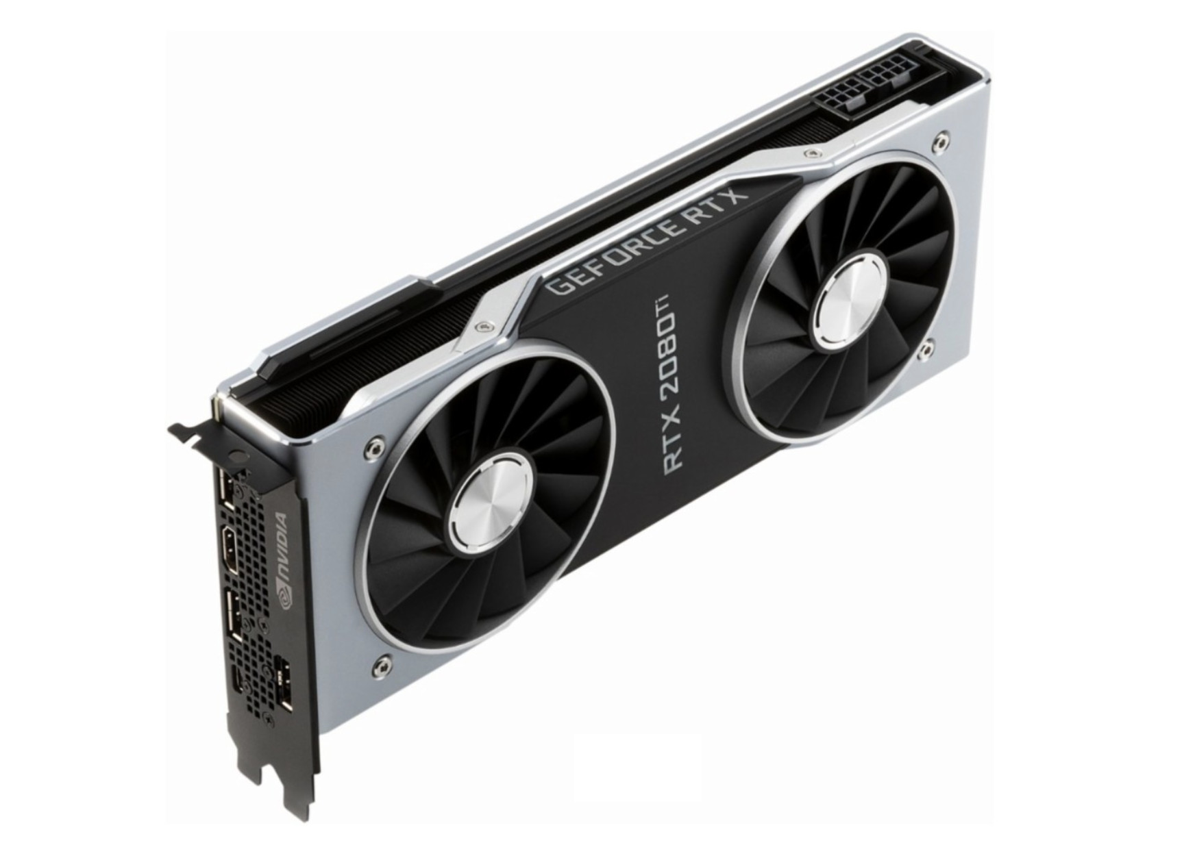 Watch the New Geforce RTX 2080 Unboxed by Nvidia