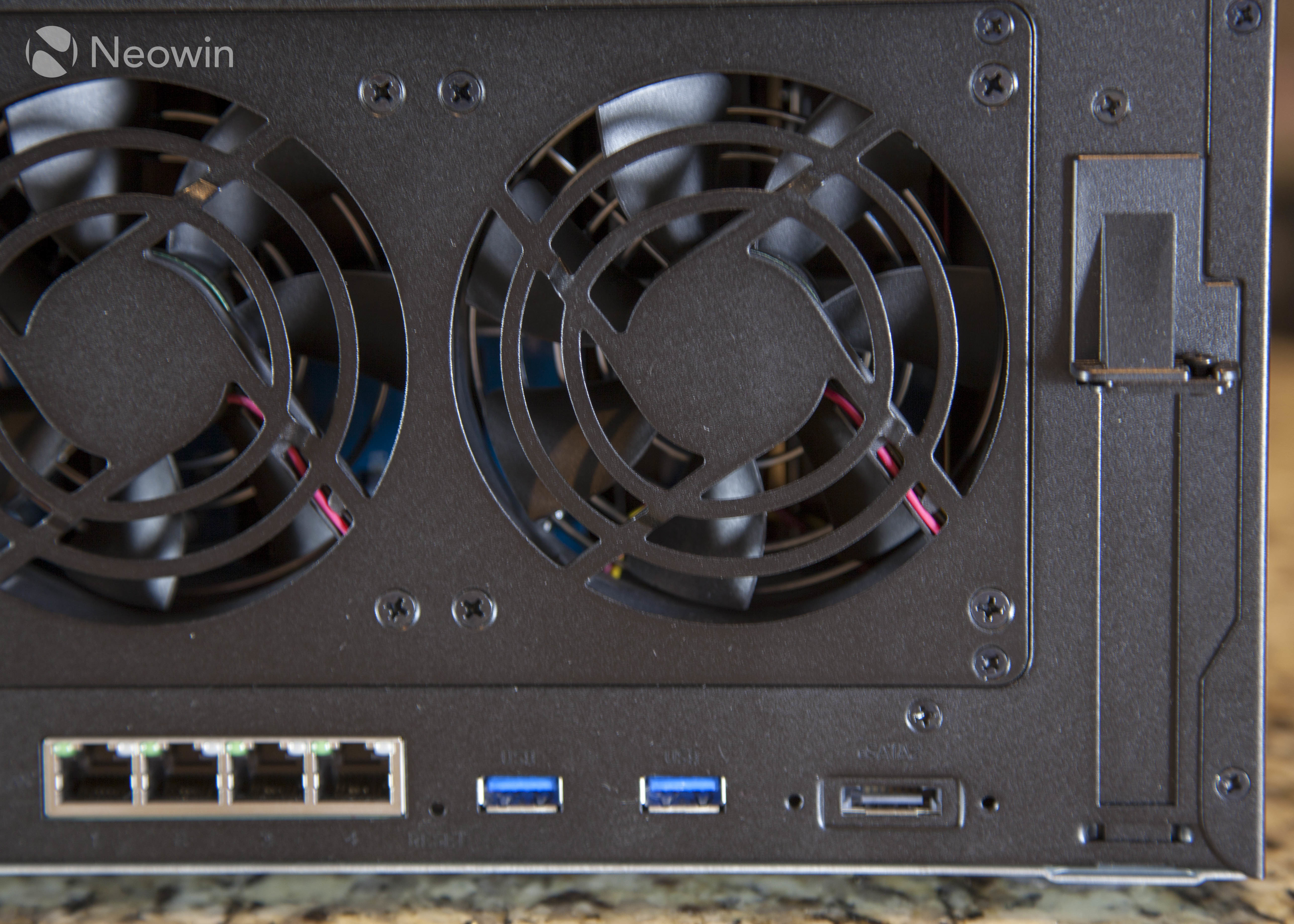 Review of the six drive Synology DS1618+ NAS device - Neowin